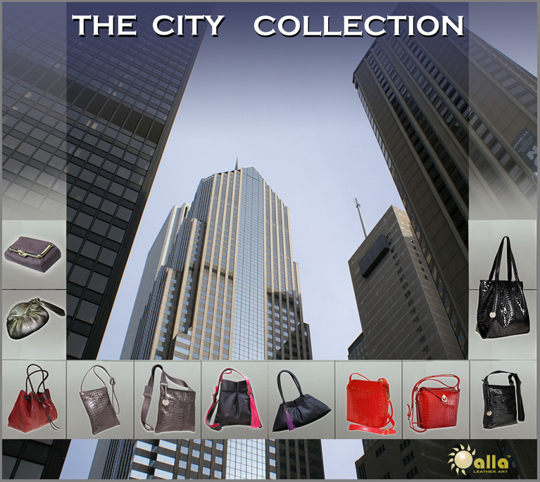 City Collection Bag